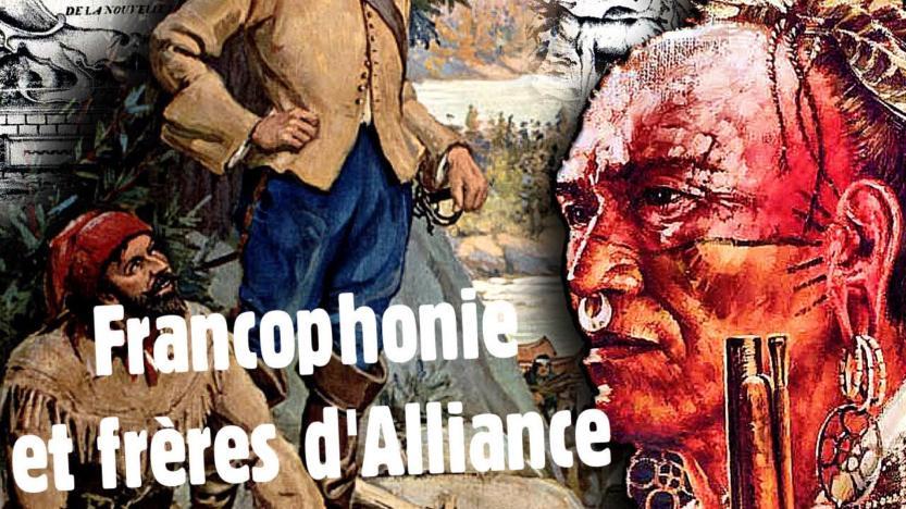 Vidéo: Francophonie et frères d'Alliance