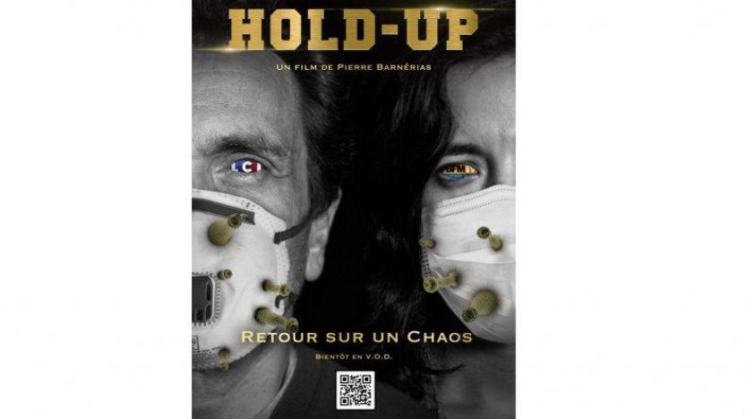 Hold-Up, film en sortie nationale 11 novembre. Pourquoi j'ai produit ce film par ChristopheCossé?