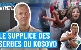 Le long SUPPLICE du KOSOVO serbe – Nikola Mirkovic