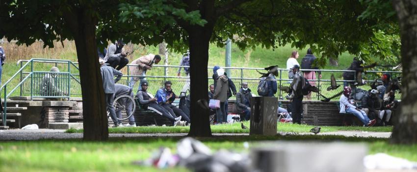 PARIS: AU CŒUR DE L'ENFER DU CRACK! [REPORTAGE]