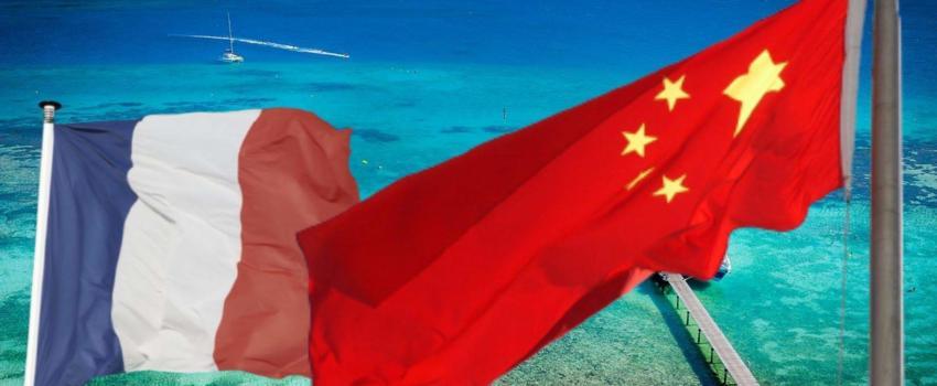 Comment la Chine manœuvre pour affaiblir la France dans le Pacifique