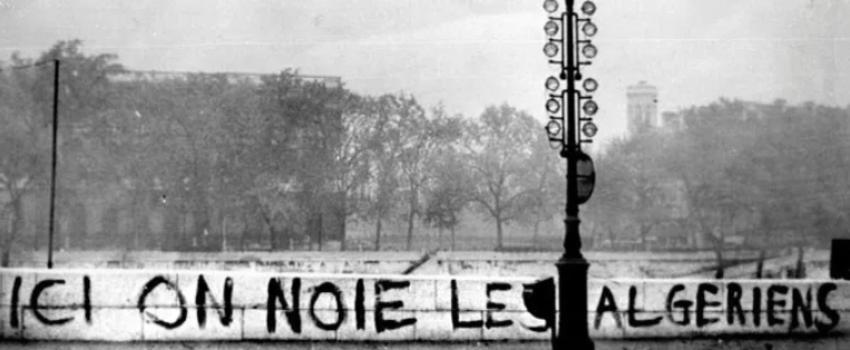 Algériens noyés dans la Seine en 1961: Macron veut reconnaitre «une vérité historique»