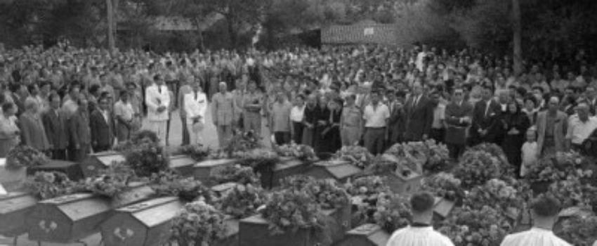 HISTOIRE: Algérie – 20 Août 1955. El-Halia, Un massacre méconnu