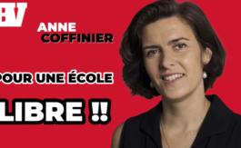 Anne Coffinier: «La droite n'a pas de politique éducative depuis, minimum, quaranteans!»