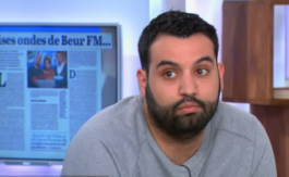 Yassine Belattar, faux clown menaçant àl'incroyable culot